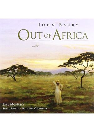 RSNO/McNeely - Out Of Africa (Music CD)