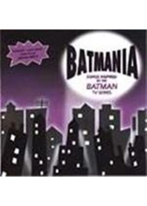 Various Artists - Batmania (Songs Inspired By The Batman TV Series)