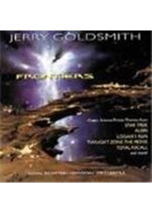 Jerry Goldsmith - FRONTIERS