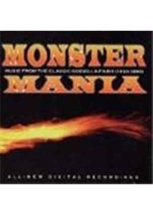MONSTER MANIA - MUSIC FROM THE CLASSIC GODZILLA FIL