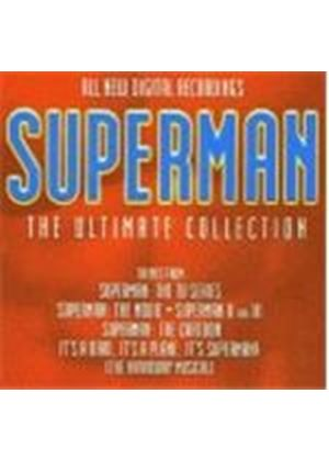 Original Soundtrack - Superman - The Ultimate Collection (Music CD)