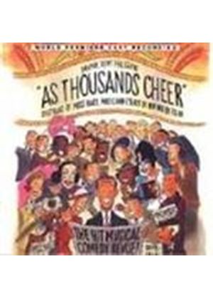 1998 Studio Cast - As Thousands Cheer