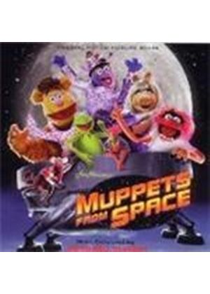 Jamshied Sharifi - Muppets From Space