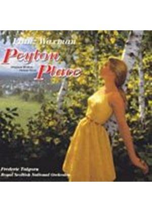 RSNO/Frederic Talgorn - Peyton Place (Music CD)