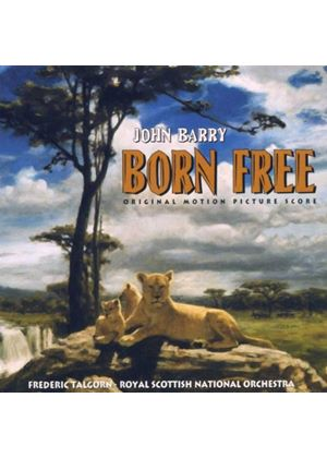 Original Soundtrack - Born Free OST/Barry, Talgorn (Music CD)