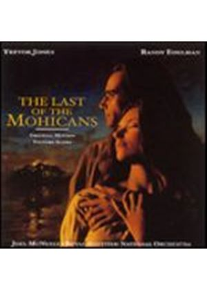 Original Soundtrack - Last Of The Mohicans-Ost/Rsno (Music CD)