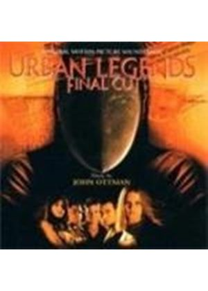 Original Soundtrack - Urban Legends-Final Cut (Music CD)