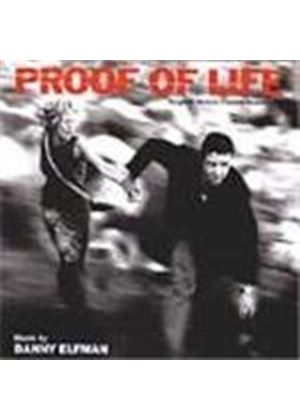 Danny Elfman - Proof Of Life (Music CD)