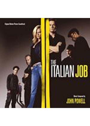 Original Soundtrack - The Italian Job (Music CD)