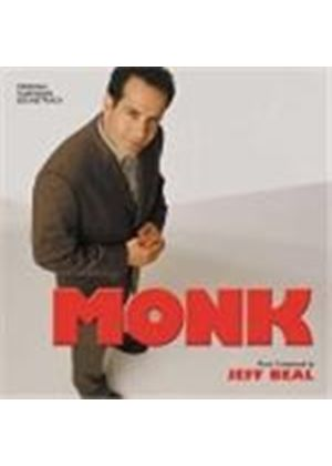 Original Soundtrack - Monk (Music CD)