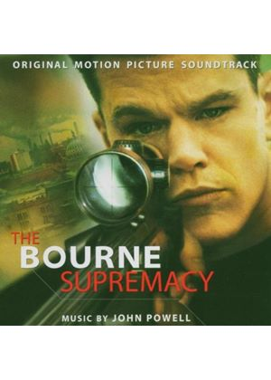 Original Soundtrack - The Bourne Supremacy (Music CD)