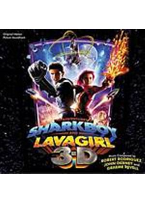 Original Soundtrack - The Adventures Of Sharkboy And Lavagirl In 3-D (Music CD)