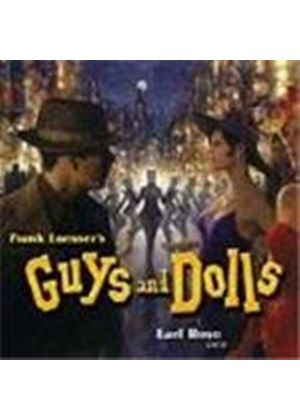 Earl Rose - Guys And Dolls (A Selection Of Songs From The Show) (Music CD)