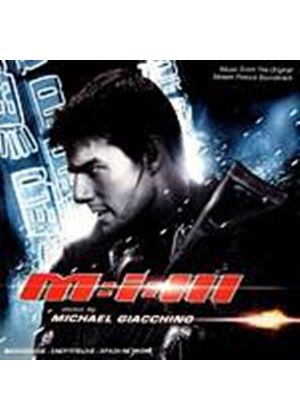 Original Soundtrack - Mission: Impossible III (Music CD)