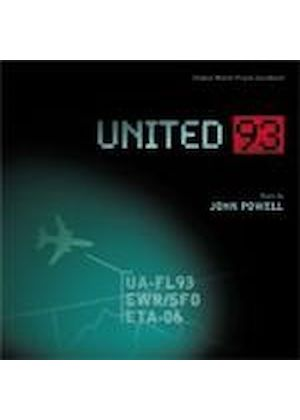 Original Soundtrack - United 93 (Music CD)