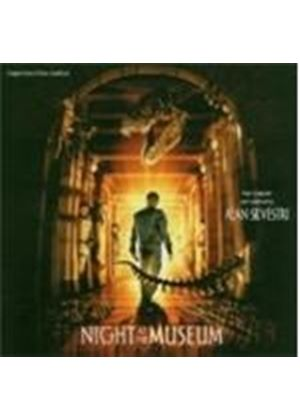 Original Soundtrack - Night At The Museum (Silvestri) (Music CD)