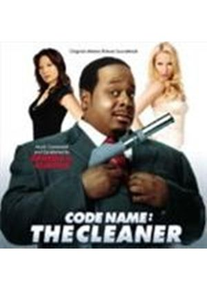 Original Soundtrack - Code Name: The Cleaner (George S. Clinton) (Music CD)