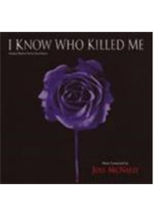 Joel McNeely - I Know Who Killed Me (Music CD)