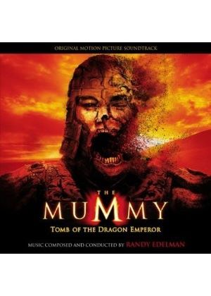 Original Soundtrack - The Mummy: The Tomb Of The Dragon Emperor