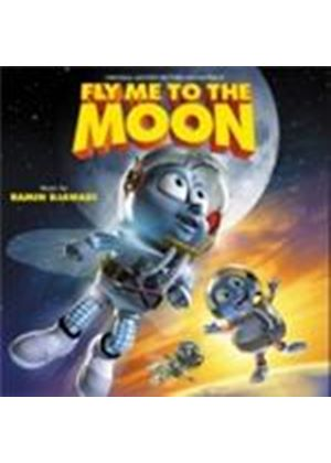 Dirk Brosse - Fly Me To The Moon (Music CD)