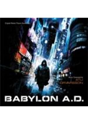 Various Artists - Babylon AD (Music CD)