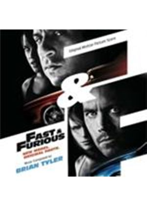 Various Artists - Fast And Furious (New Model Original Parts) (Music CD)
