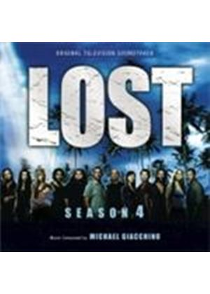Various Artists - Lost Season 4 (Music CD)