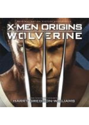 Original Motion Picture Soundtrack (Harry Gregson-Williams)- X-Men Origins Wolverine (Music CD)