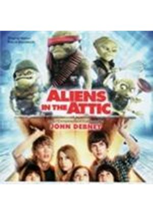 Hollywood Studio Symphony (The) - Aliens In The Attic (Music CD)