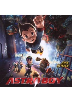 Various Artists - Astro Boy (Music CD)