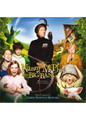 Nanny Mcphee & The Big Bang - James Newton Howard (Soundtrack) (Music CD)