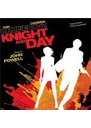 Various Artists - Knight And Day (Music CD)