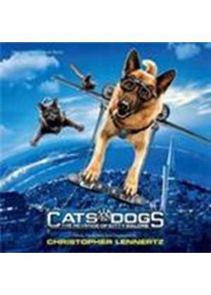 Various Artists - Cats And Dogs: The Revenge Of Kitty Galore (Music CD)