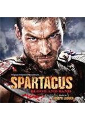 Various Artists - Spartacus: Blood And Sand (Music CD)
