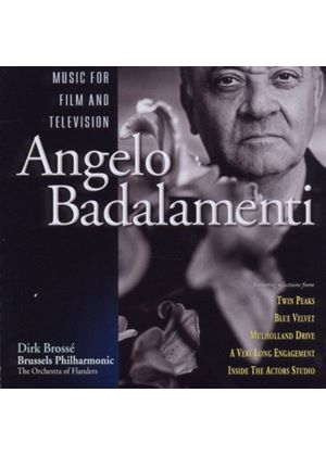 Brussels Philharmonic - Music For Film And Television (Music CD)