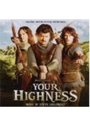 Hollywood Studio Symphony (The) - Your Highness (Music CD)