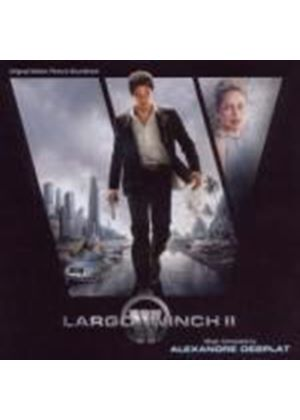 Alexandre Desplat - Largo Winch 2 (Music CD)