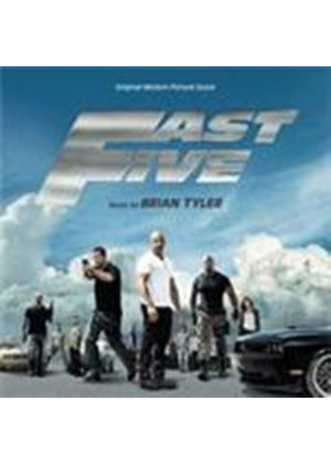Hollywood Studio Symphony (The) - Fast And Furious V: Rio Heist (Score) (Music CD)