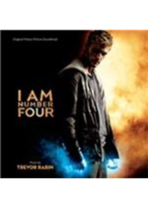 Trevor Rabin - I Am Number Four (Original Soundtrack) (Music CD)