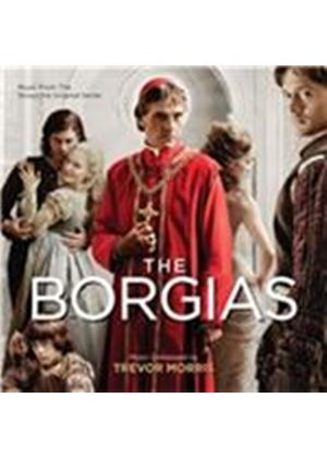 Original Soundtrack - The Borgias (Trevor Morris) (Music CD)