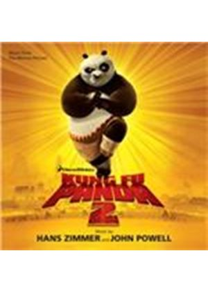 Kung Fu Panda 2 (Music CD)