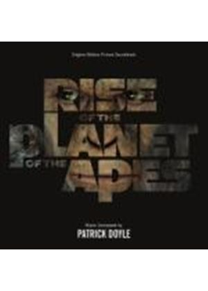 Original Soundtrack - Rise Of The Planet Of The Apes (Patrick Doyle) (Music CD)