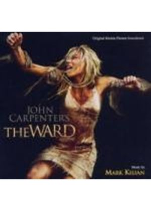 Original Soundtrack - John Carpenter's: The Ward (Mark Kilian) (Music CD)