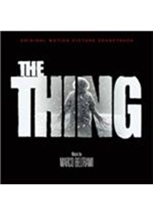 Marco Beltrami - Thing [2011] [Original Motion Picture Soundtrack] (Original Soundtrack) (Music CD)