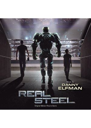 Original Soundtrack (Danny Elfman) - Real Steel (Music CD)