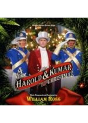 Original Soundtrack (William Ross) - A Very Harold & Kumar 3D Christmas (Music CD)