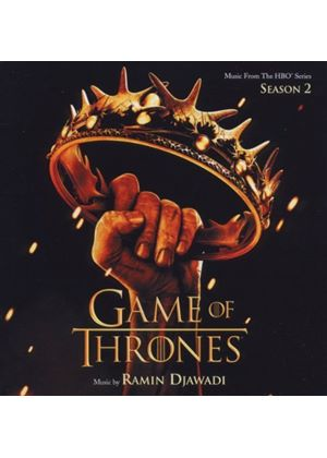 Various Artists - Game Of Thrones Season Two (Ramin Djawadi) (Music CD)
