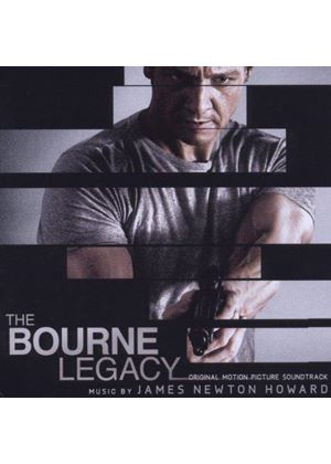 James Newton Howard - Bourne Legacy [Original Motion Picture Soundtrack] (Original Soundtrack) (Music CD)