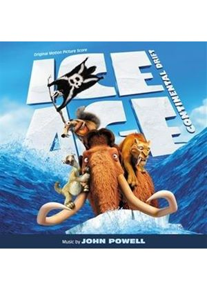 John Powell - Ice Age (Continental Drift [Original Motion Picture Soundtrack]/Original Soundtrack) (Music CD)