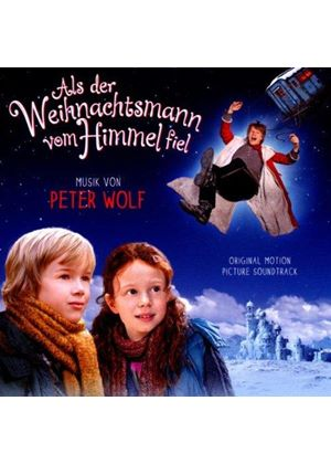 Peter Wolf - When Santa Fell to Earth [Original Motion Picture Soundtrack] (Original Soundtrack) (Music CD)